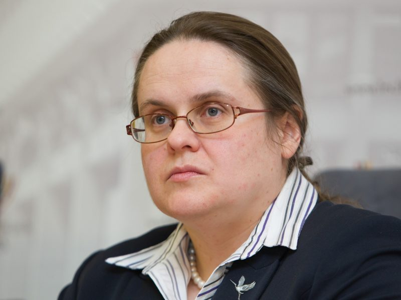 A. Širinskienė parašė partijai laišką: yra nusivylusi ir rinkimuose nebedalyvaus