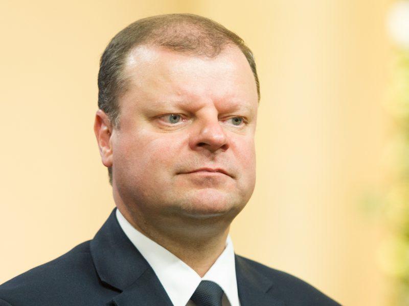 S. Skvernelis apie krizės tyrimą Seime: reikia pasidaryti išvadas