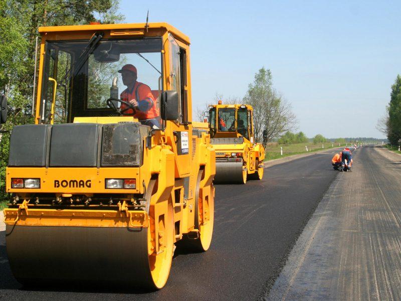 M. Skuodis: ministerija sieks dar šiemet papildomų 20 mln. eurų keliams