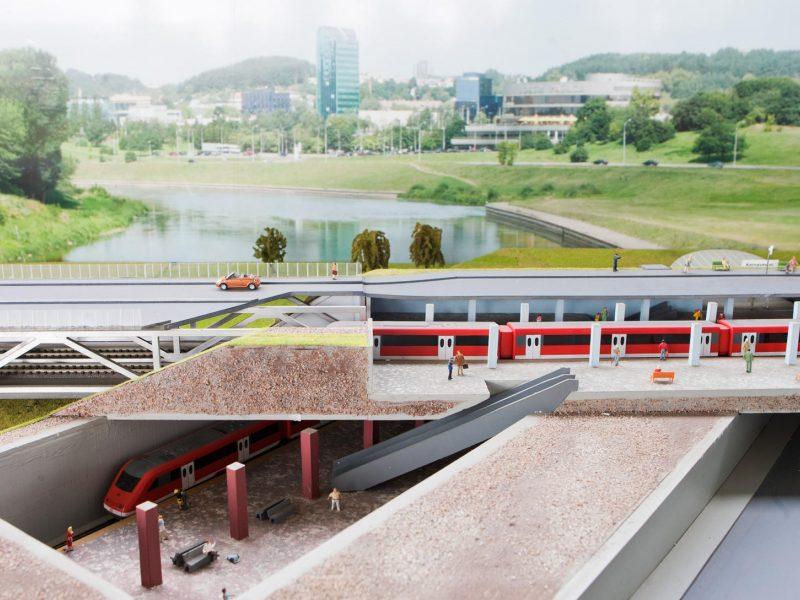 Ministerija Vilniaus metro siūlo nepripažinti ypač svarbiu projektu