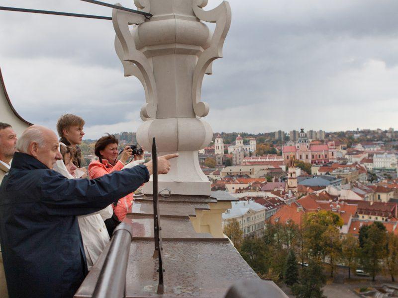 Turizmo sezonui įsibėgėjant: ką siūlo Lietuva?