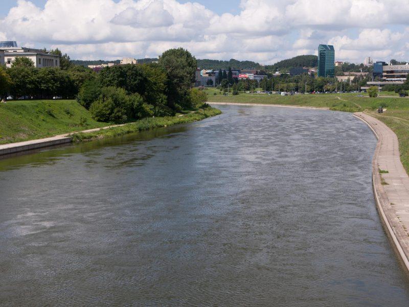 Baltarusija nepadės Lietuvai atkurti vandens lygio Neryje?