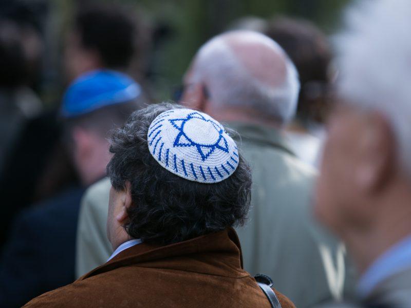 Žiežmariuose rengiama talka tvarkyti žydų kapines