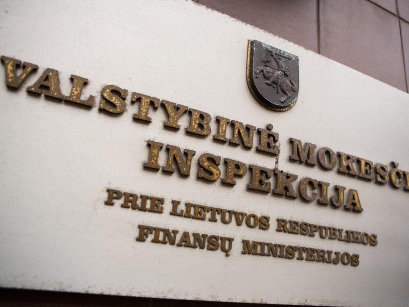 Teismas pripažino VMI teisingai priskaičiavus gyventojui 26 tūkst. GPM