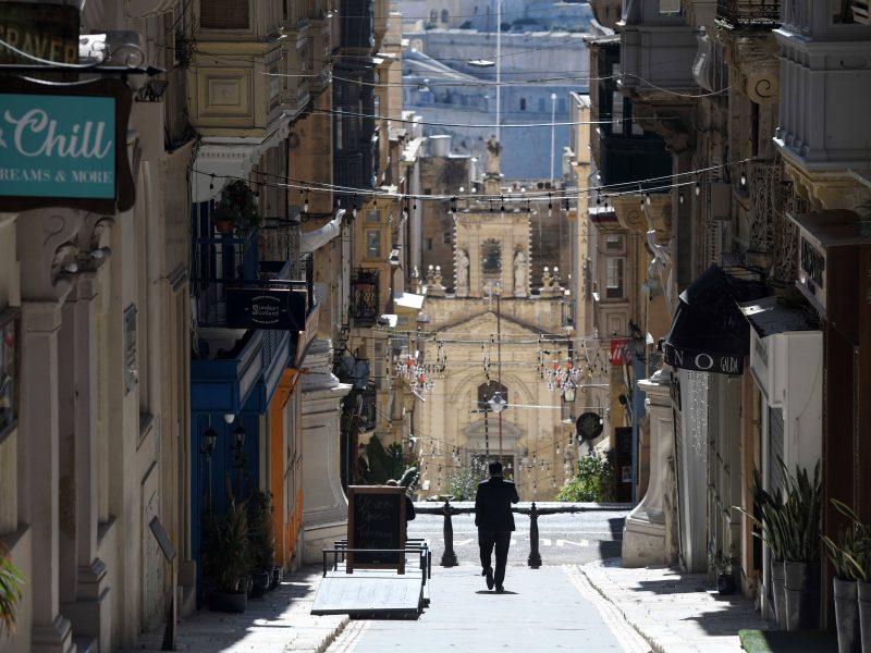 Malta turistus vilios 200 eurų nuolaidomis