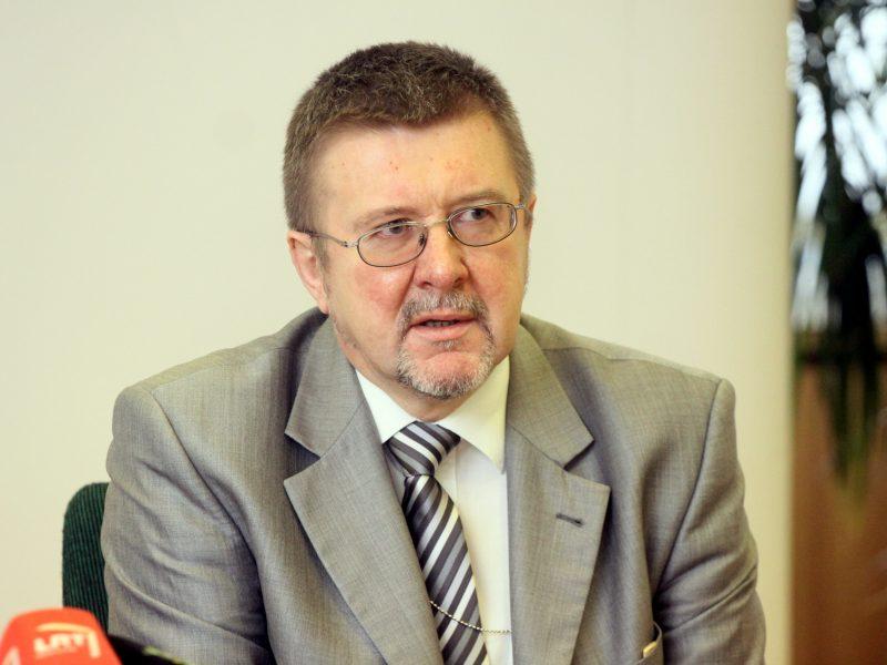 Vyriausybė paskyrė G. Miškinį Valstybės tarnybos departamento vadovu