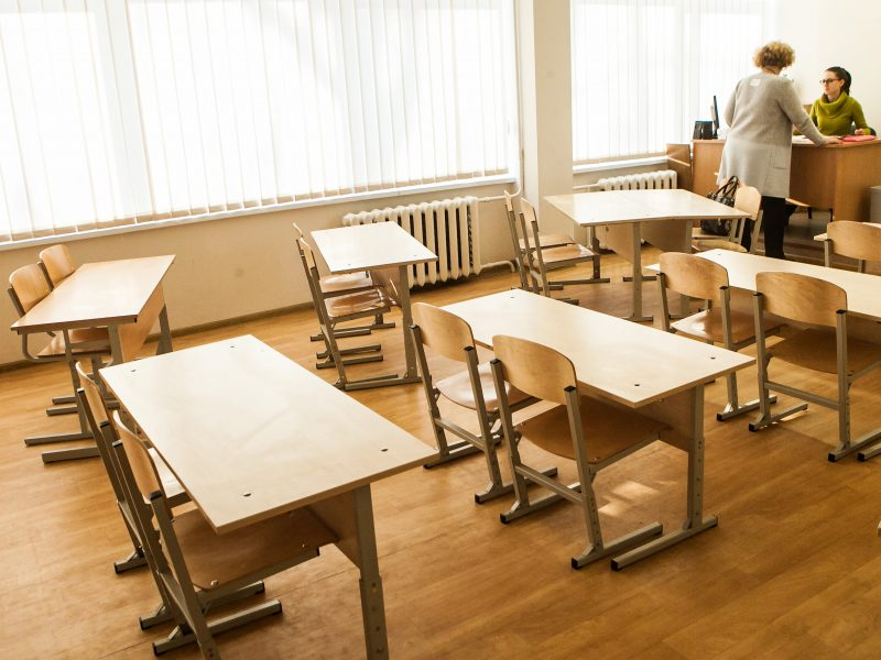 Ministerija: dvi savaites mokiniai dirbti neturi, nes paskelbtos atostogos
