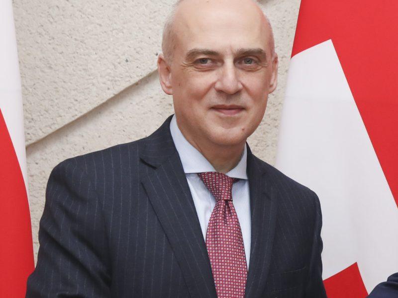 Gruzijos ministras: po rinkimų šalis toliau sieks integracijos į Vakarus