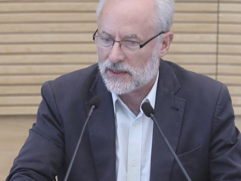 J. Razma apie tyrimo praplėtimą: tai kova prieš politinius konkurentus