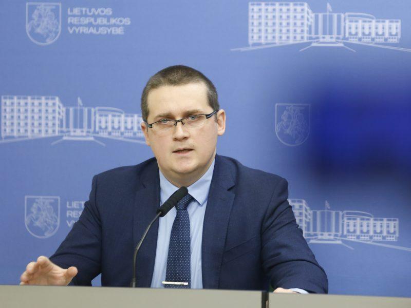 Dėl premjero patarėjo atskleistos informacijos apie ištrintą įrašą – tyrimas