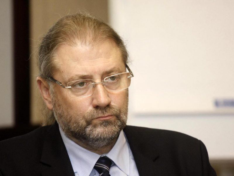 Nepaisant įtarimų korupcija R. Račkauskas perrinktas Panevėžio meru