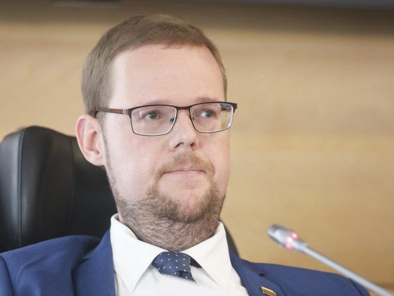 J. Džiugelis nusprendė jungtis prie konservatorių frakcijos
