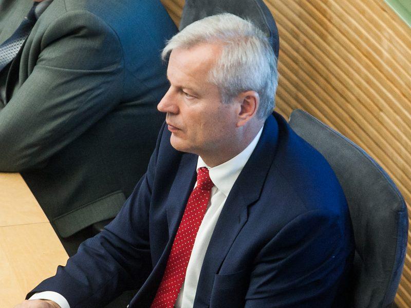 M. Bastys – vėl prie Seimo rinkimų starto linijos