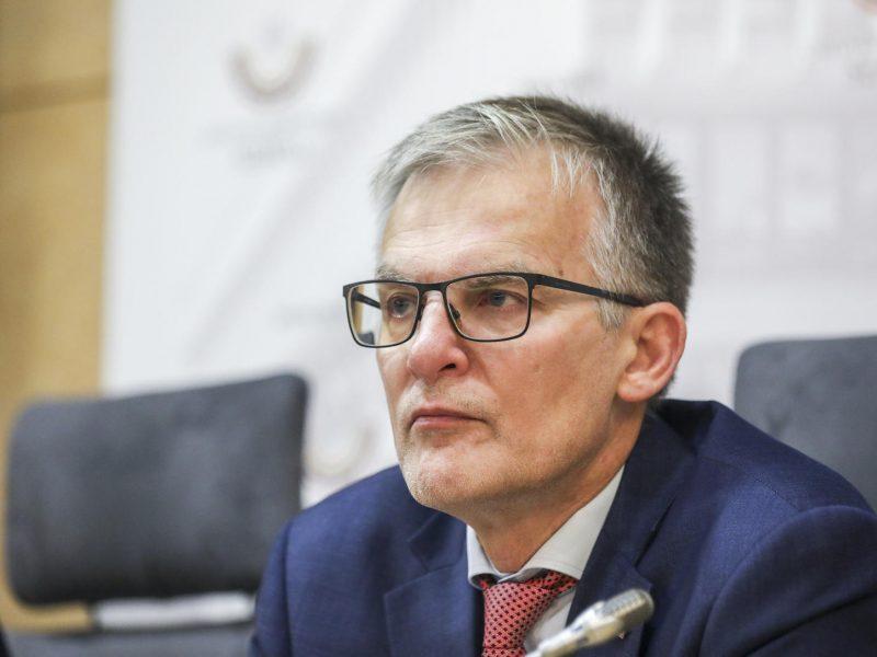 Socialdemokratas J. Sabatauskas paskirtas Seimo vicepirmininku