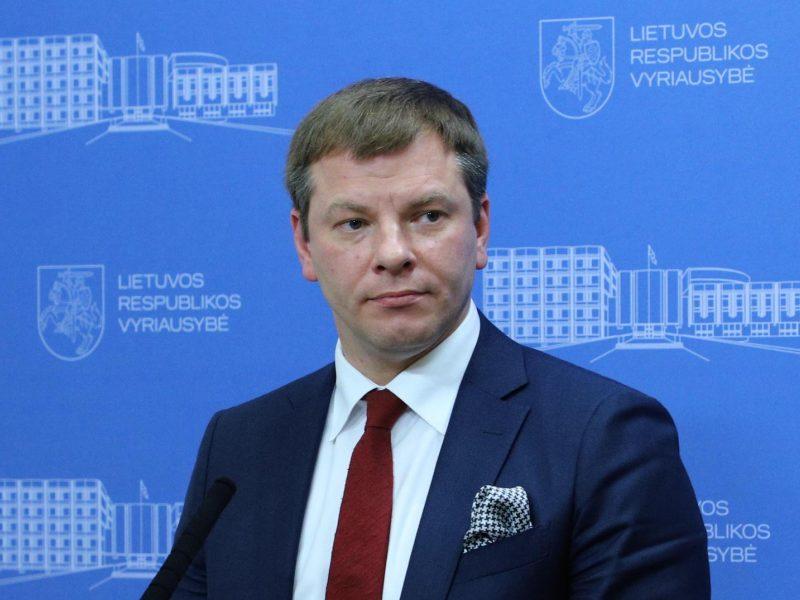 V. Šapoka: būtina investuoti į technologijas ir žmogiškąjį kapitalą
