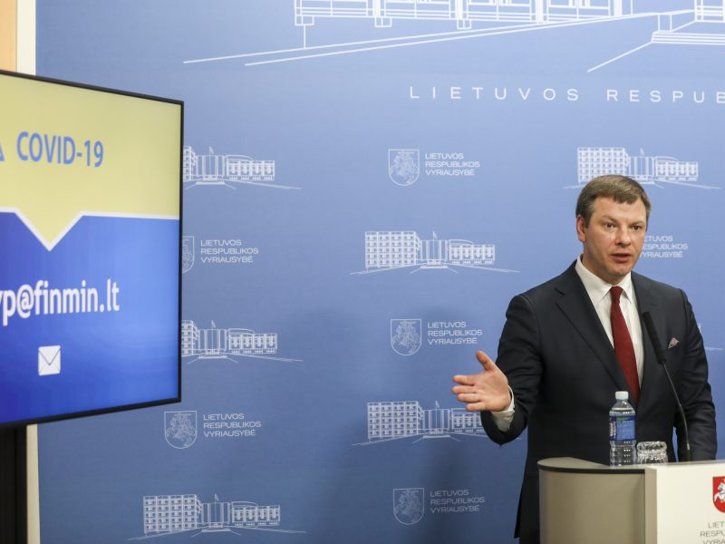 Ministerija skelbs naujas prognozes: tikisi laipsniško ekonomikos atsigavimo