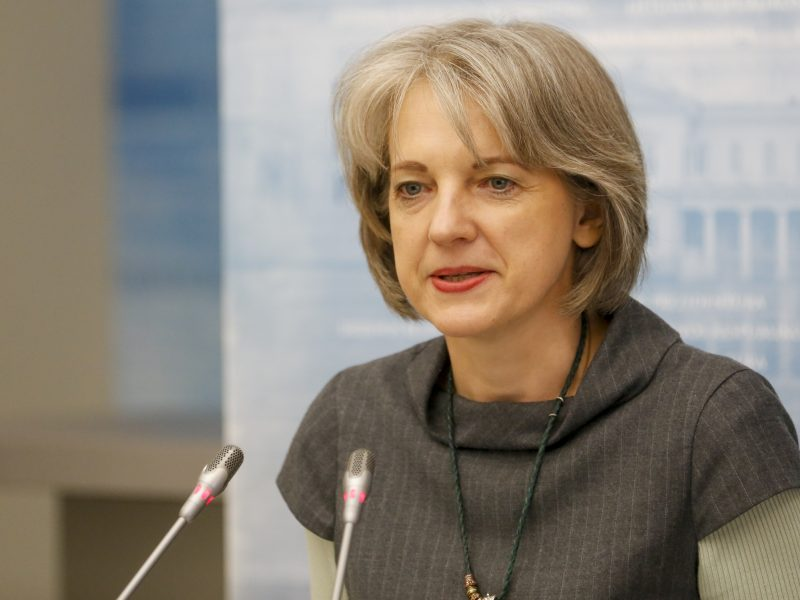 A. Skaisgirytė ginčą dėl ambasadoriaus ES vadina valdančiųjų kerštu