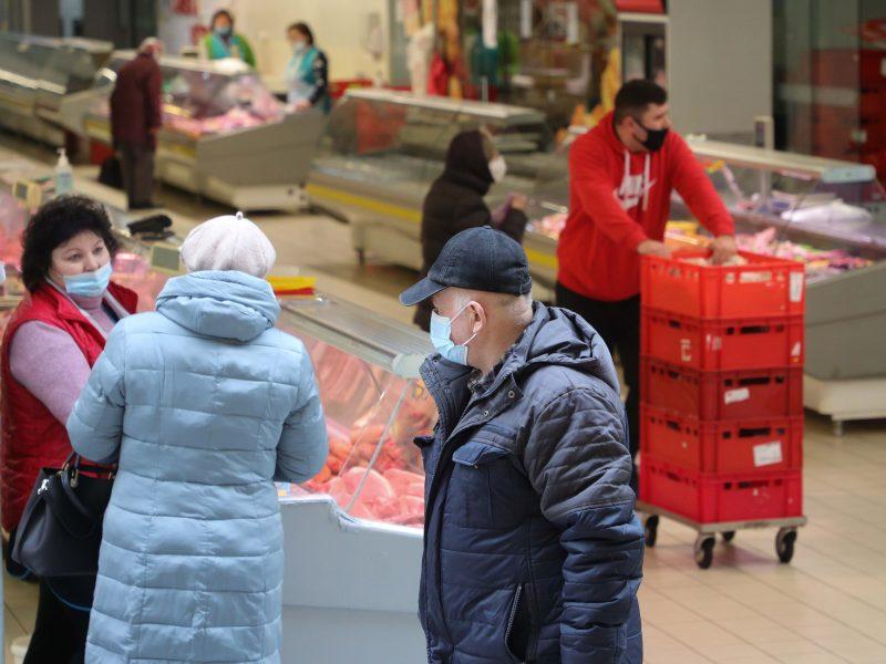 Z. Sorokienė: turgaus prekeiviai diskriminuojami toliau