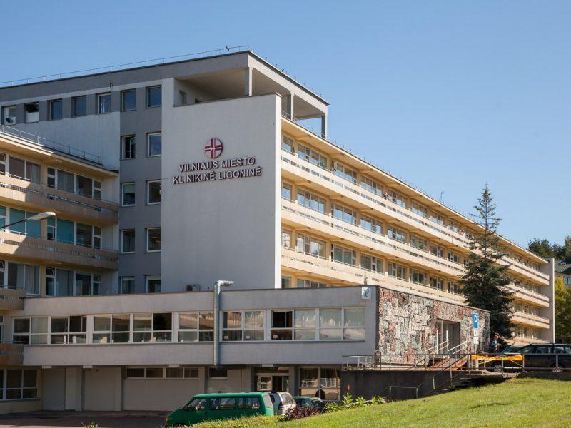 Dėl situacijos Vilniaus klinikinėje ligoninėje NVSC kreipėsi į prokuratūrą