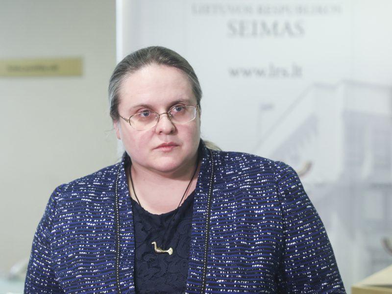 """A. Širinskienė išgelbėjo """"tvarkiečius"""": atkurta frakcija """"Suvereni Lietuva"""""""