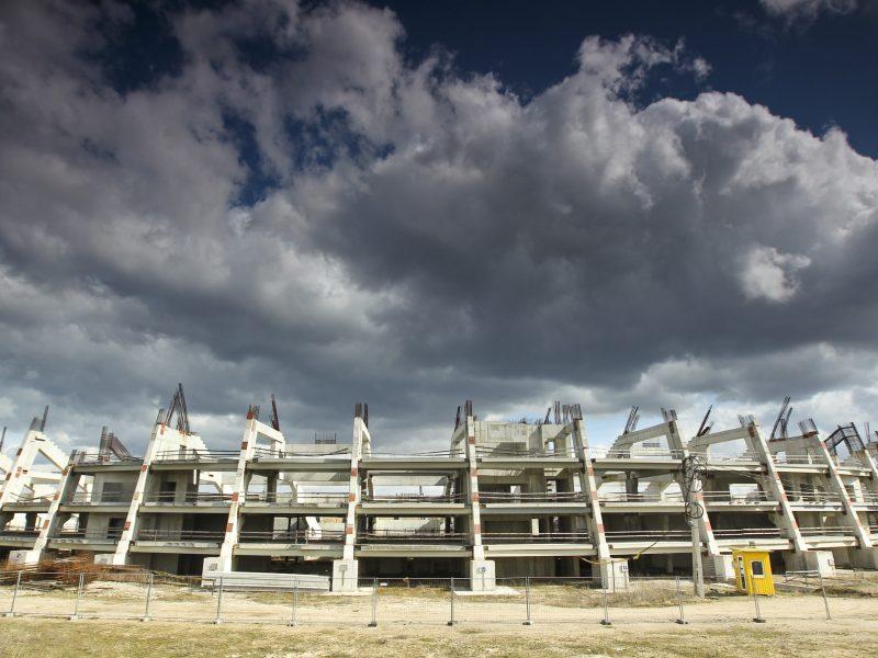 Teismas: VPT teisėtai sustabdė Nacionalinio stadiono sutartį