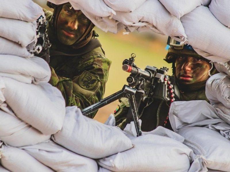 Vakarų Lietuvoje prasideda karinės dragūnų bataliono pratybos