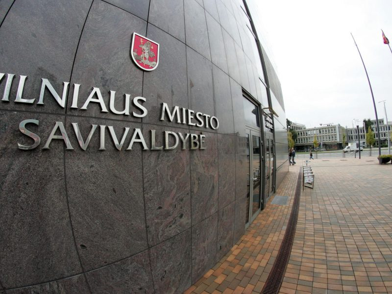 Savivaldybė sinagogą uždarantiems žydams: Vilnius yra saugus visiems miestas