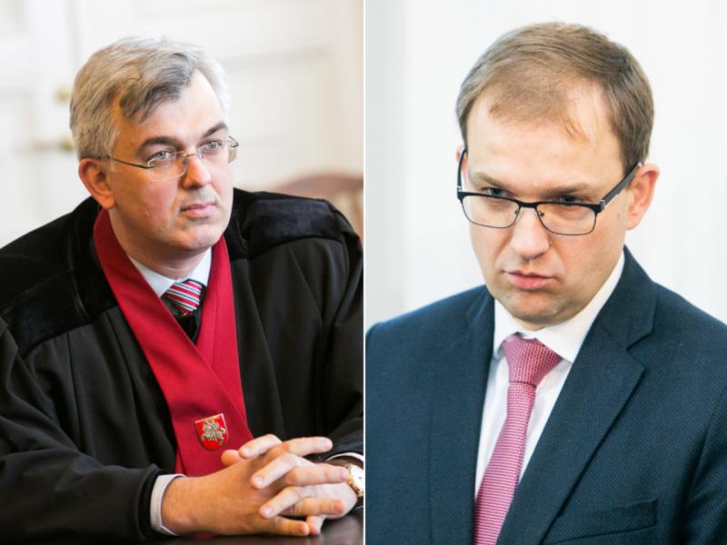 Teismas atmetė V. Gapšio prašymą nušalinti prokurorą J. Laucių