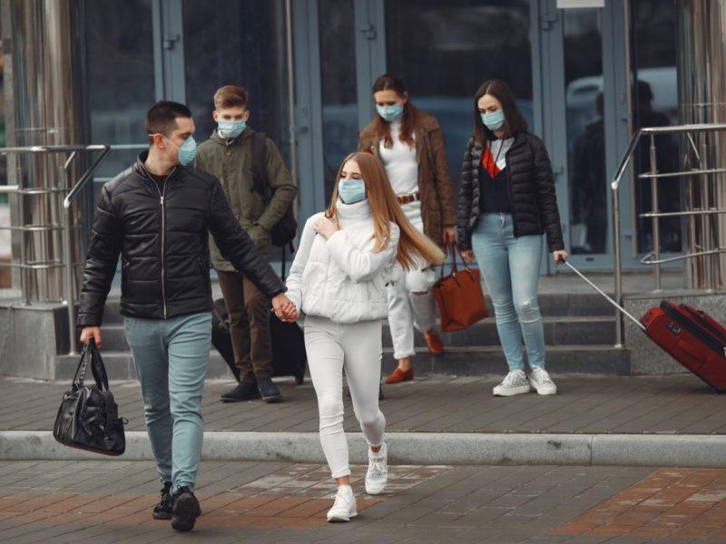 Paveiktų koronaviruso šalių sąraše – Lenkija, išbrauktos keturios šalys