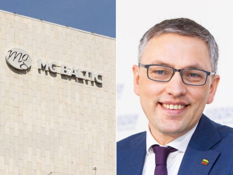 """LAT nurodė V. Bako ir """"MG Baltic"""" ginčą nagrinėti iš naujo"""
