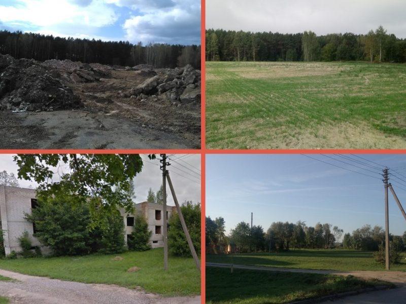 Alytaus rajone per trejus metus nugriauta 70 bešeimininkių pastatų