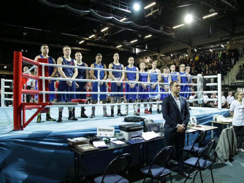 Tarp Lietuvos bokso čempionų – ir vienas profesionalas