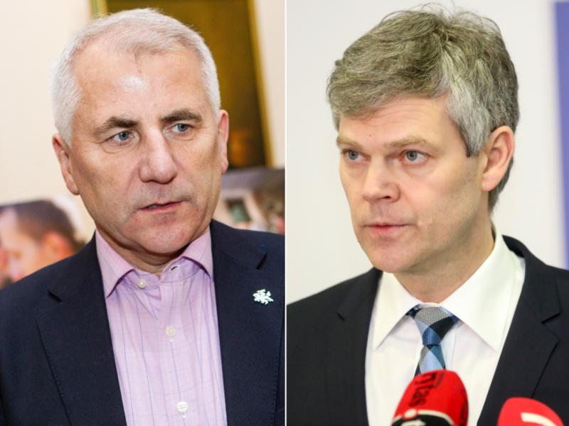 V. Ušackas patvirtino: D. Jauniškis įspėjo dėl dviejų Rusijos piliečių