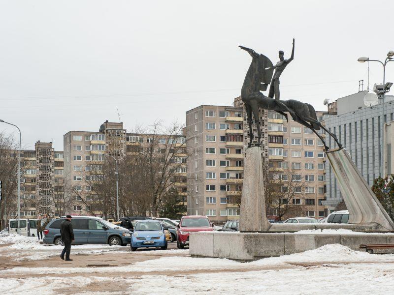 Vilniaus valdžia gina miesto netvarką