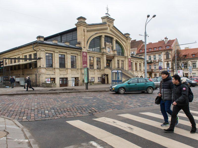 Sostinės stoties rajonas kyla į proveržį