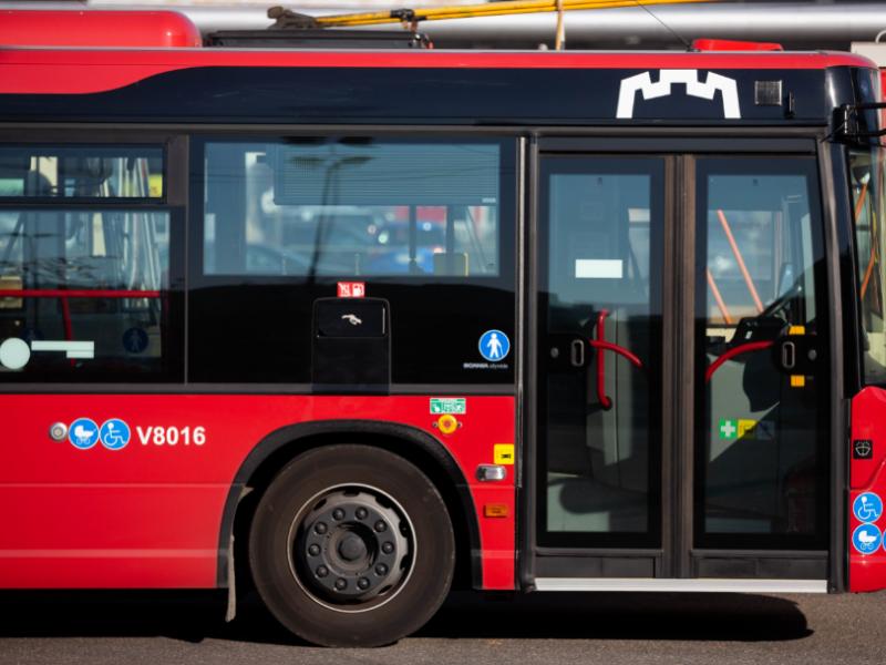 Nuo rytojaus Grigiškėse – laikini autobusų maršrutų pakeitimai