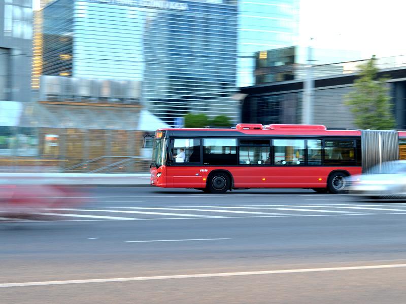 Artėjant Motinos dienai – dažnesni 37 ir 63 maršrutų autobusai