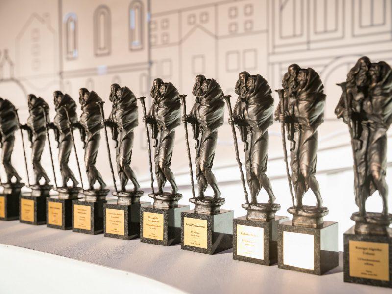 Vilnius ruošiasi Šv. Kristoforo apdovanojimams – siūlykite kandidatus