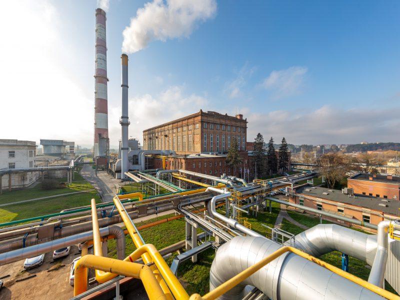 Vilniuje baigiamas rekordiškai užsitęsęs šildymo sezonas