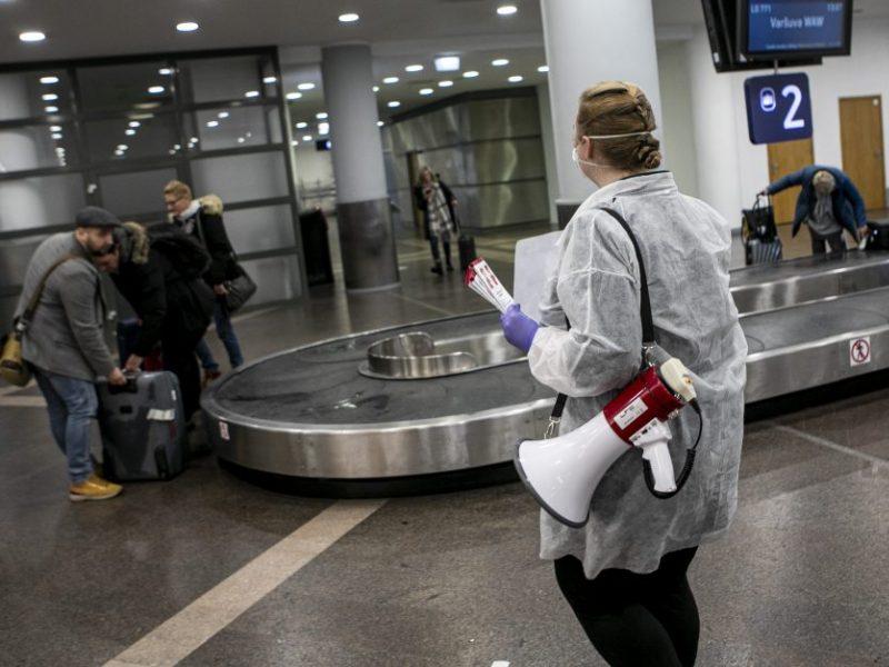 Nuo gegužės 28-osios planuojami skrydžiai iš Vilniaus į Oslą