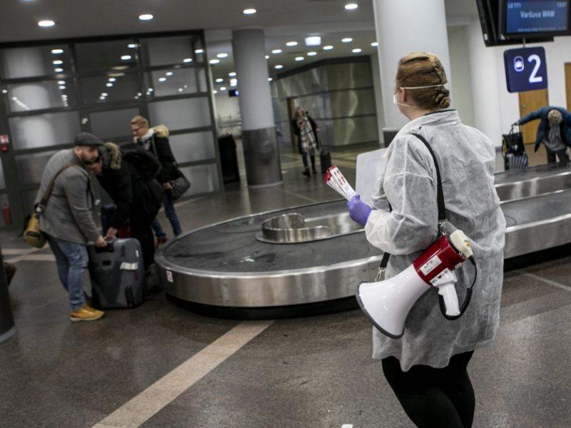 Pradedami reguliarūs skrydžiai iš Vilniaus į Oslą