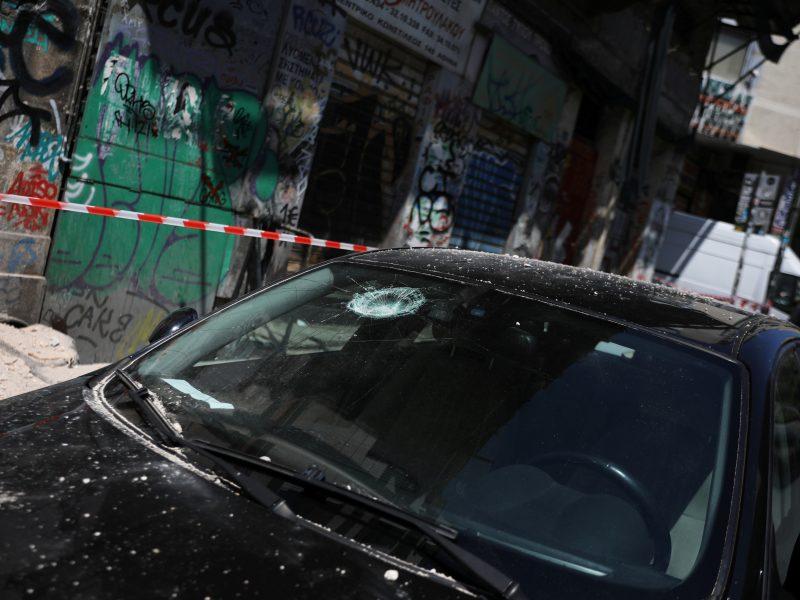 Atėnus supurtęs galingas žemės drebėjimas sukėlė paniką