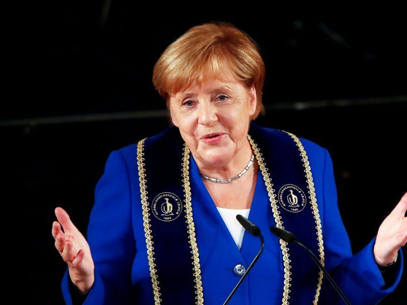 Berlyne aptars  pasirengimą Normandijos ketverto viršūnių susitikimui