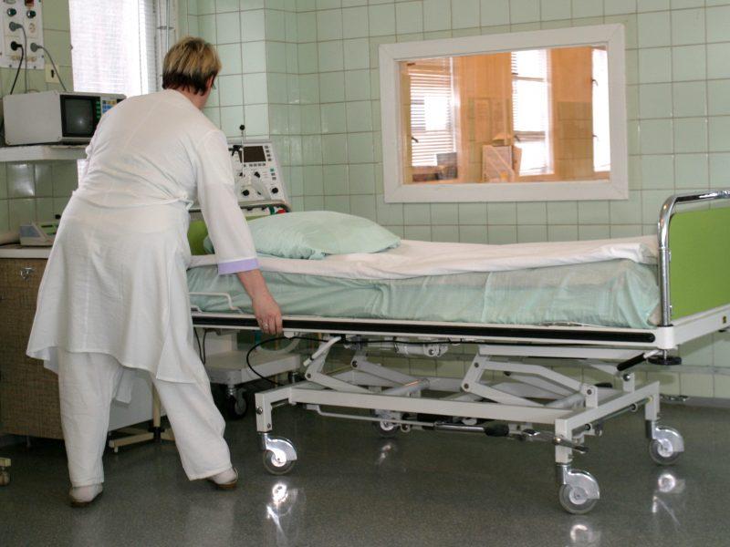 Vilniuje – klastinga infekcija: mažametis dvi savaites praleido reanimacijoje