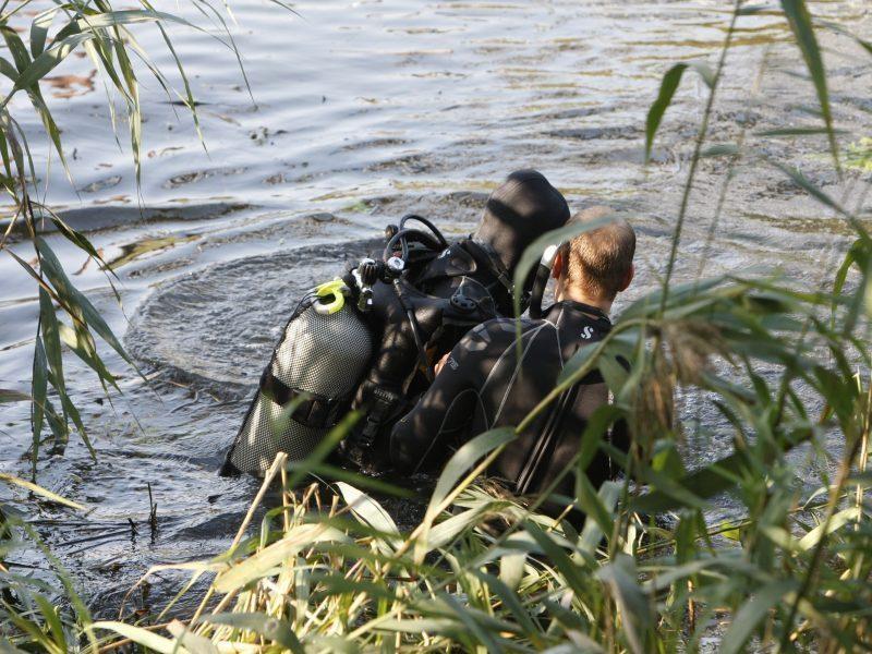 Lazdijų rajone rastas nuskendęs vyras