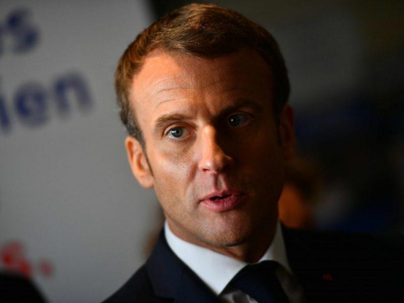 Po pražūtingo sprogimo Beirute Prancūzijos prezidentas nuvyks į Libaną