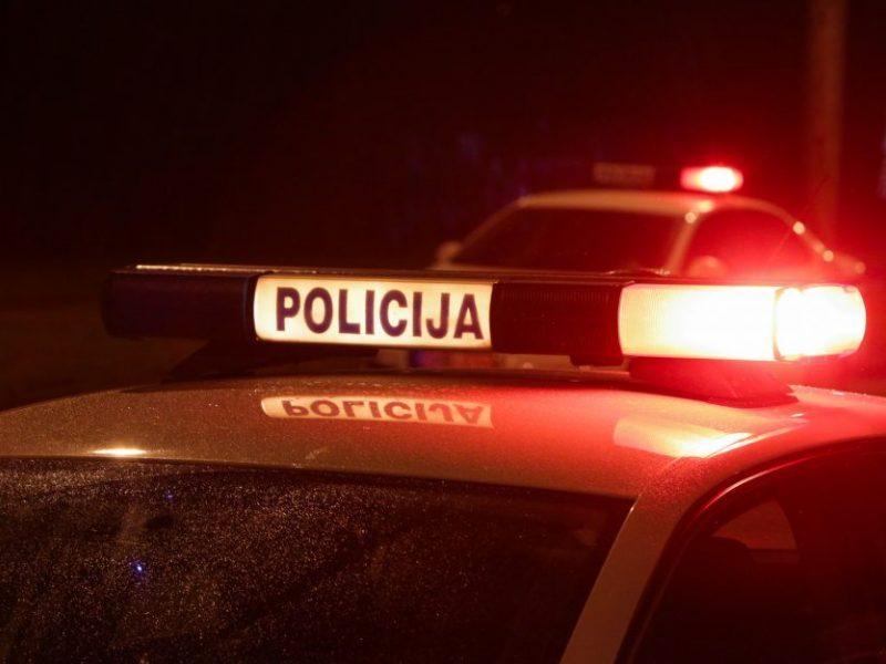 Vilniuje rastas vyro lavonas su daugybiniais sužalojimais