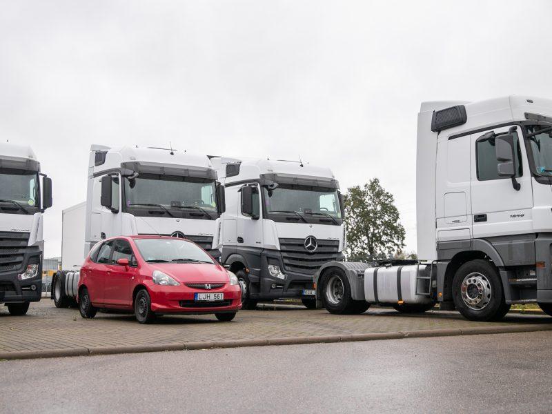 Krovinių pervežimo subtilybės: nori didelio pelno – pasirenk didelėms išlaidoms