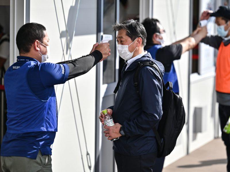 Tokijo olimpinės žaidynės: COVID-19 testų bus daugiau nei startų