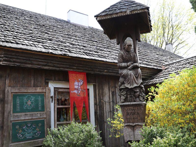V. Makūnas: Vilkijos A. ir J. Juškų muziejus buvo, yra ir išliks